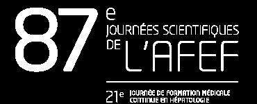 87e Journées Scientifiques de l'AFEF